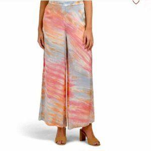 Young Fabulous & Broke Tie Dye Pants Size Small